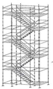 3. Patented Scaffolding