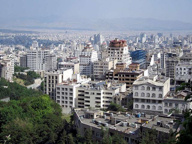 منطقه شمال تهران